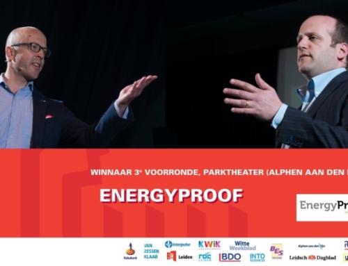 EnergyProof wint 3e voorronde LEF