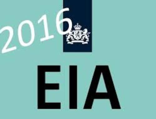 Stijging Energie Investeringsaftrek EIA per 2016