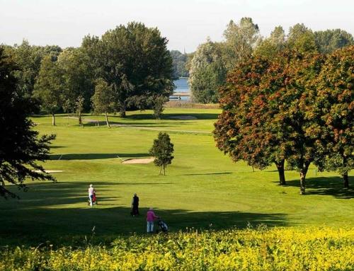 Alphen Energie sponsor Golfclub Zeegersloot