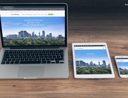 EnergyProof lanceert nieuwe website
